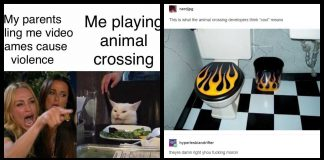 100+ Animal Crossing Memes For The Gamer In You