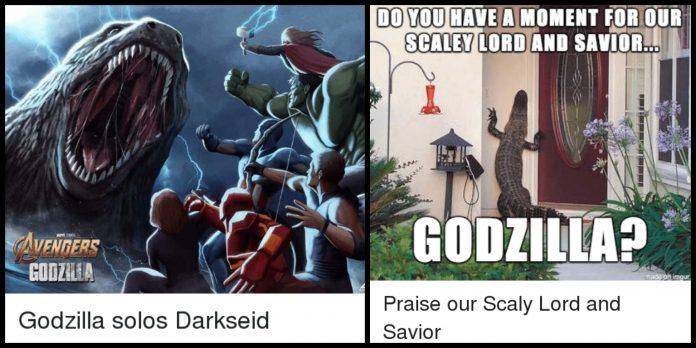 100+ Godzilla Memes For The Fan In You