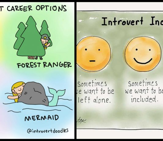 100+ Introvert Memes That You Can Relate To