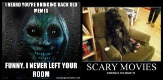 100+ Scary Memes That You Can Relate To