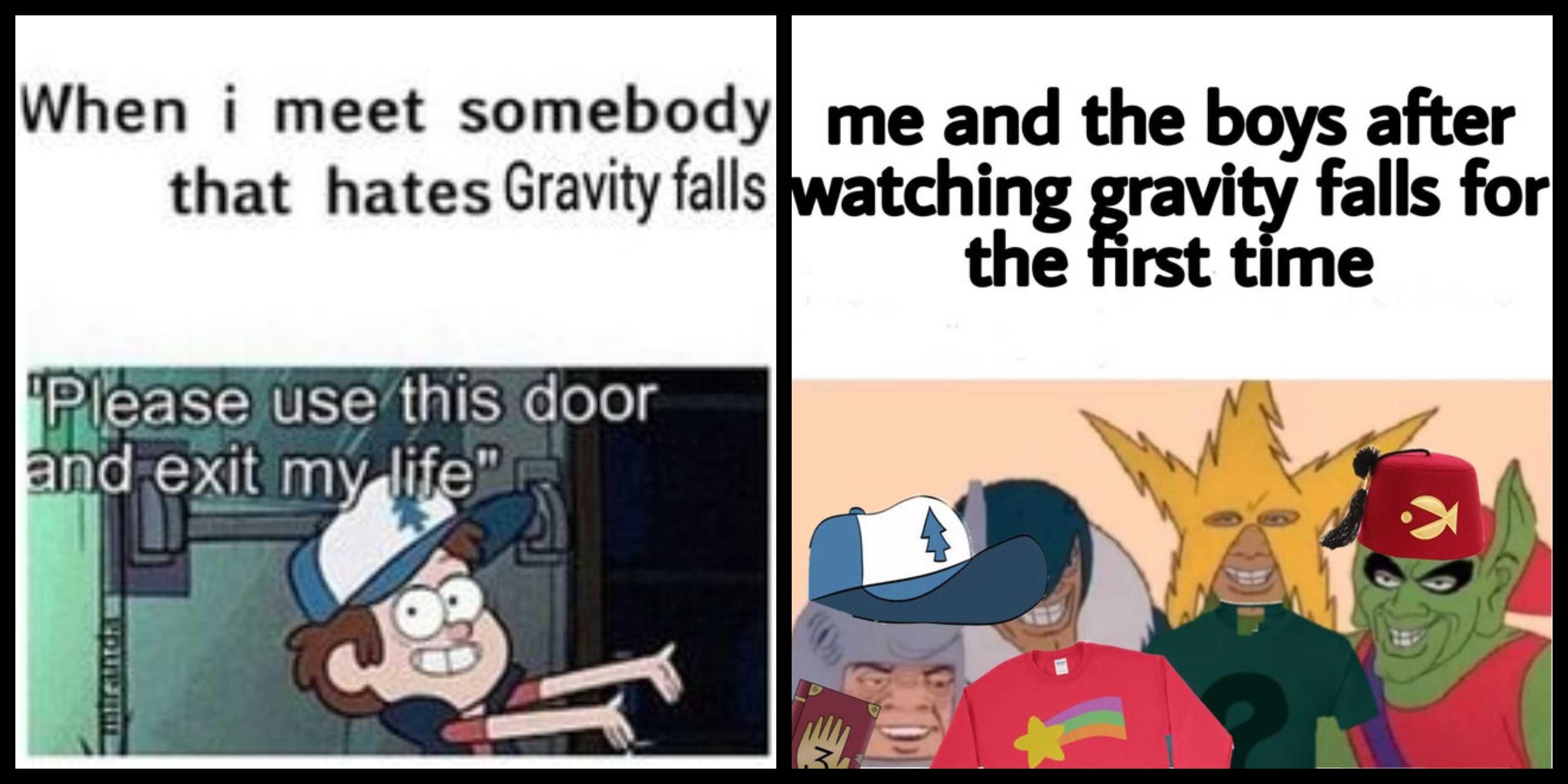 110+ Gravity Falls Memes That Will Make You Recall ...
