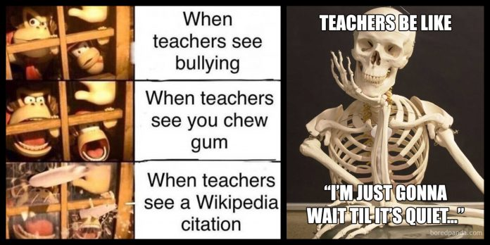 115+ Teacher Memes That Will Remind You About Your School Days