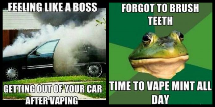 125+ Vape Meme That You Will Relate To