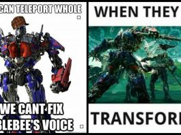 140+ Transformers Memes That Are So Relatble