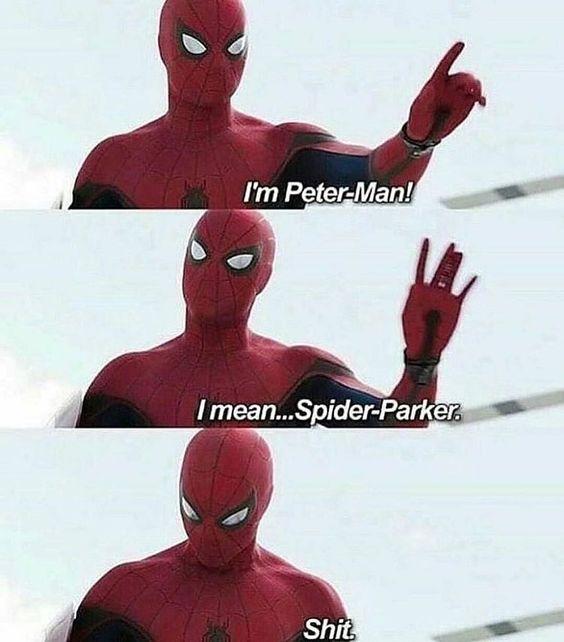 100 Tom Holland Memes About Marvels Spiderman Geeks On