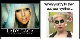 50+Lady Gaga Memes That Every Fan Will Love To Read
