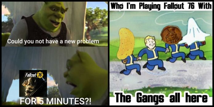 60+ Fallout 76 Memes For The Gamer In You