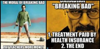 65+ Breaking Bad Memes That Will Make You Laugh For Hours Together