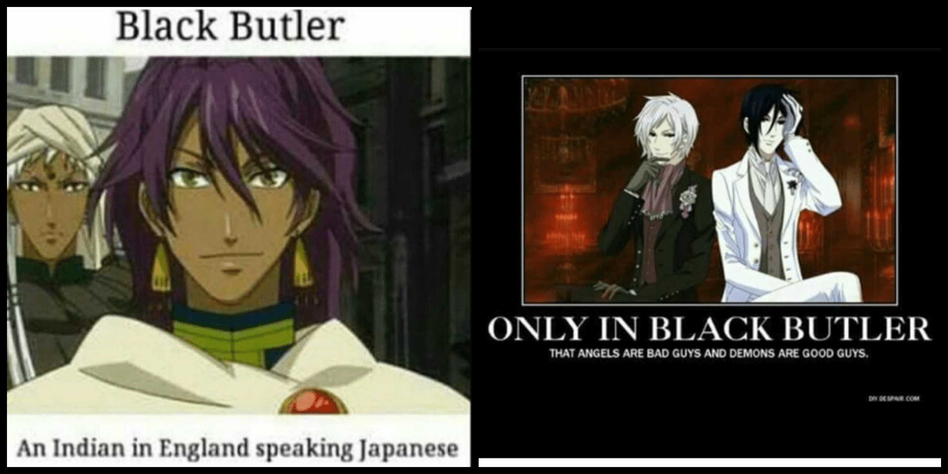 70 Black Butler Memes That Are Funny And Hilarious Geeks
