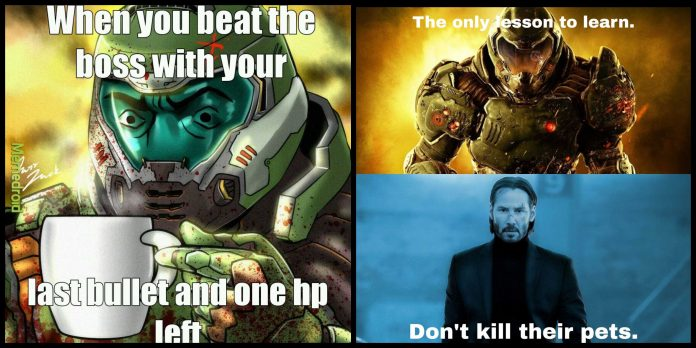 70+ Doom Memes For The Adventurer In You