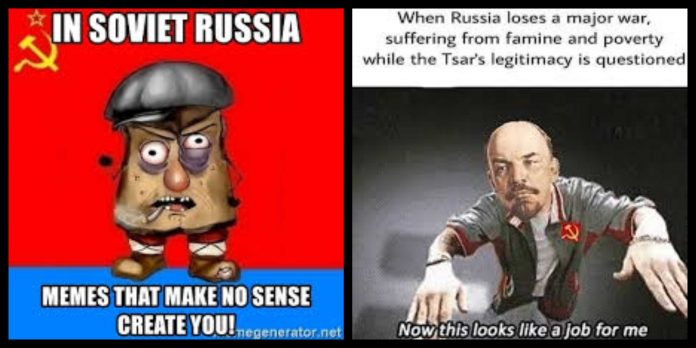 70+ Russia Memes That You Can Relate To