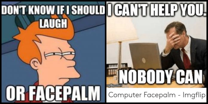 80+ Facepalm Memes That Are So Funny
