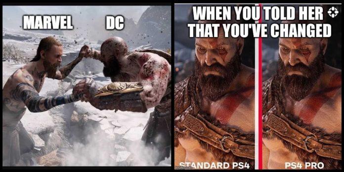 80+ God Of War Memes That Celebrates The Fandom