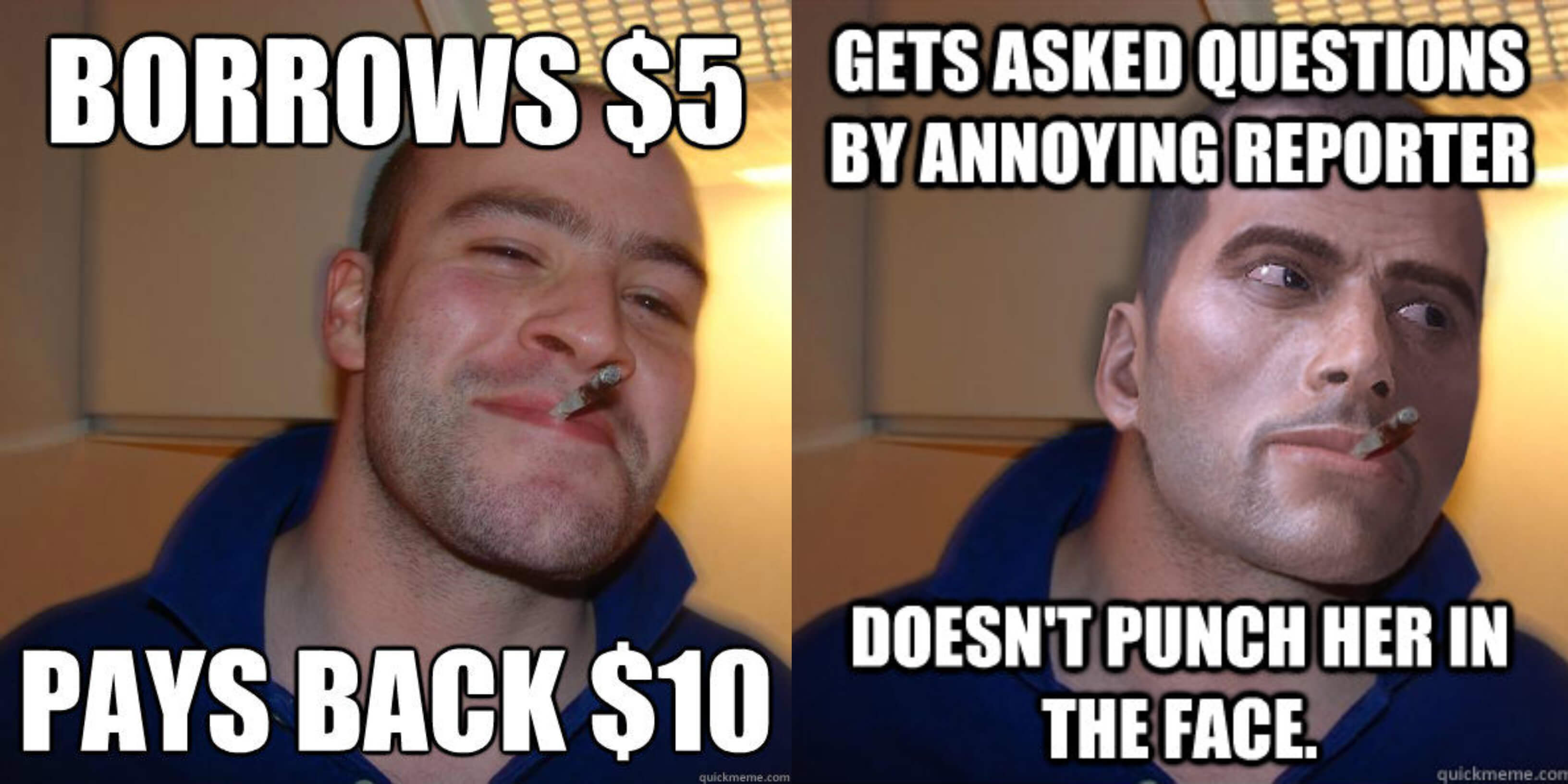 100 Good Guy Greg Memes For The Millenials Geeks On Coffee