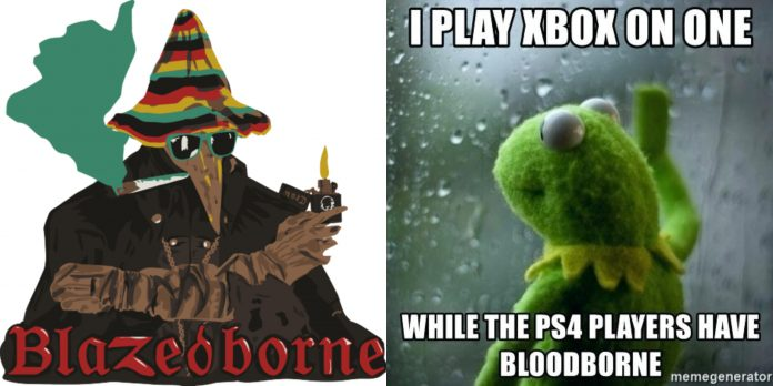 90+ Bloodborne Memes For The Gamer In You