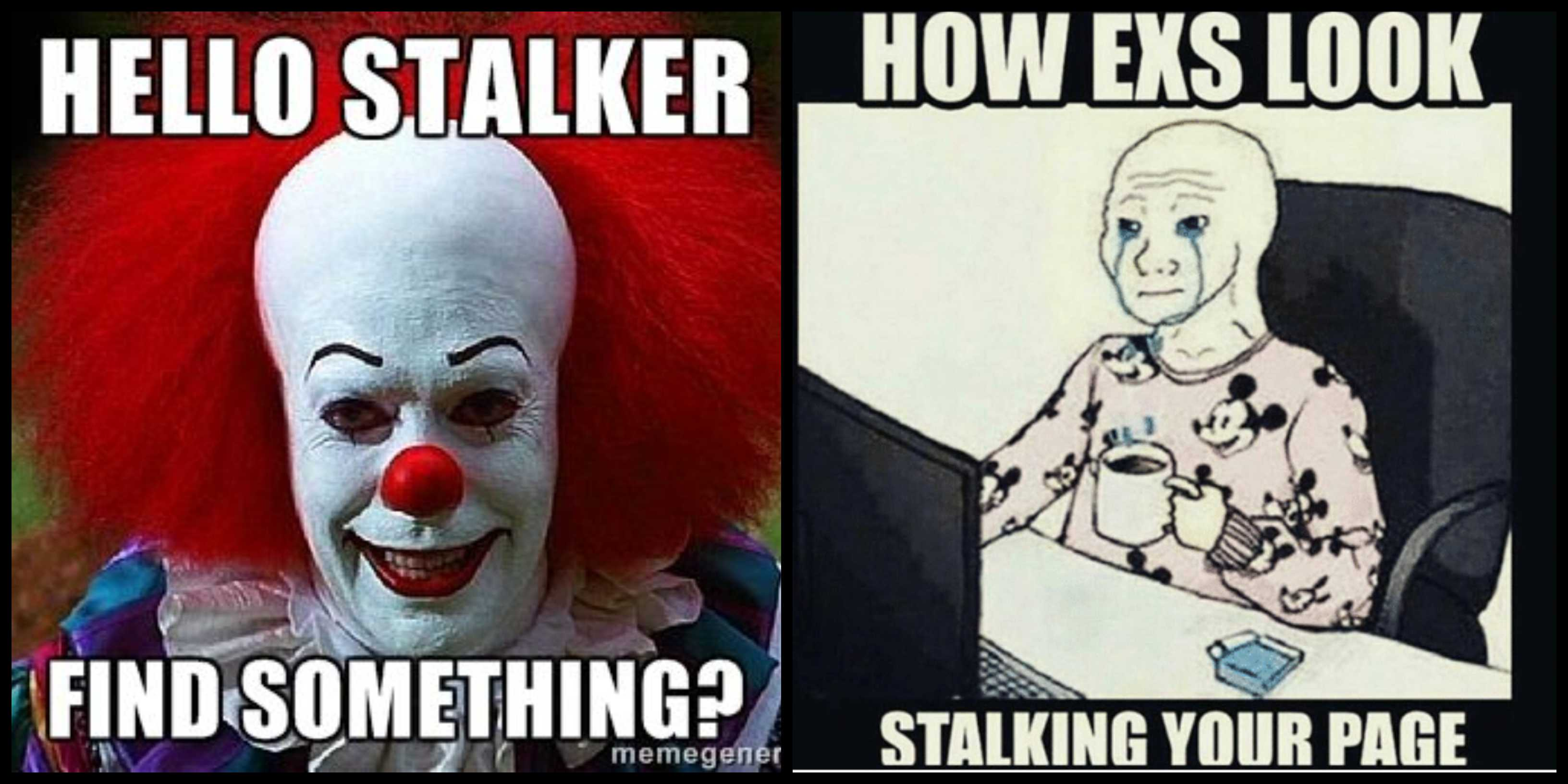 90 Stalker Memes For The Gamer In You Geeks On Coffee