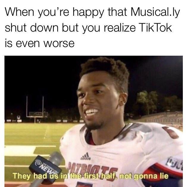 Funny Tiktok memes