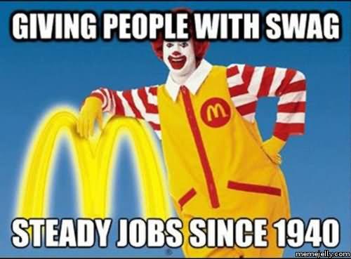 Funny mcdonalds memes