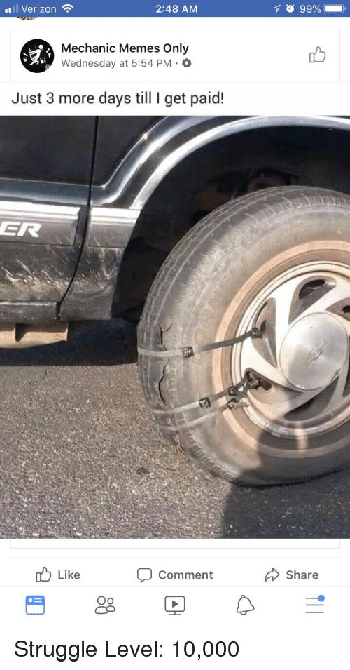 Funny mechanic memes