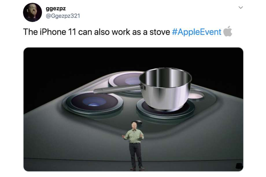 Hilarious Iphone 11 memes