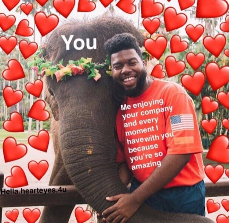 Hilarious heart memes