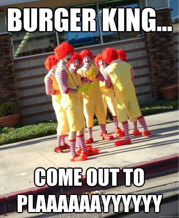 Hilarious mcdonalds memes