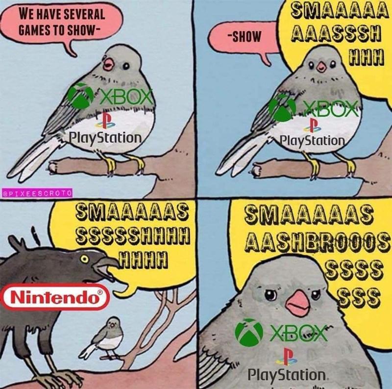 Hilarious nintendo memes