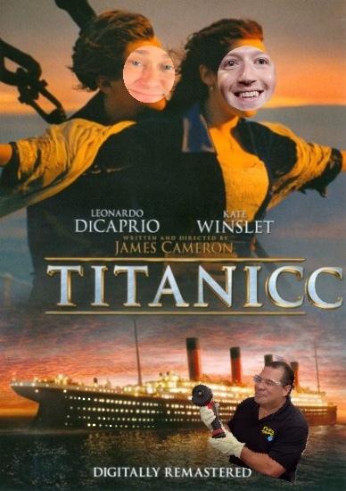 Hilarious titanic meme