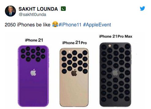 amusing Iphone 11 memes