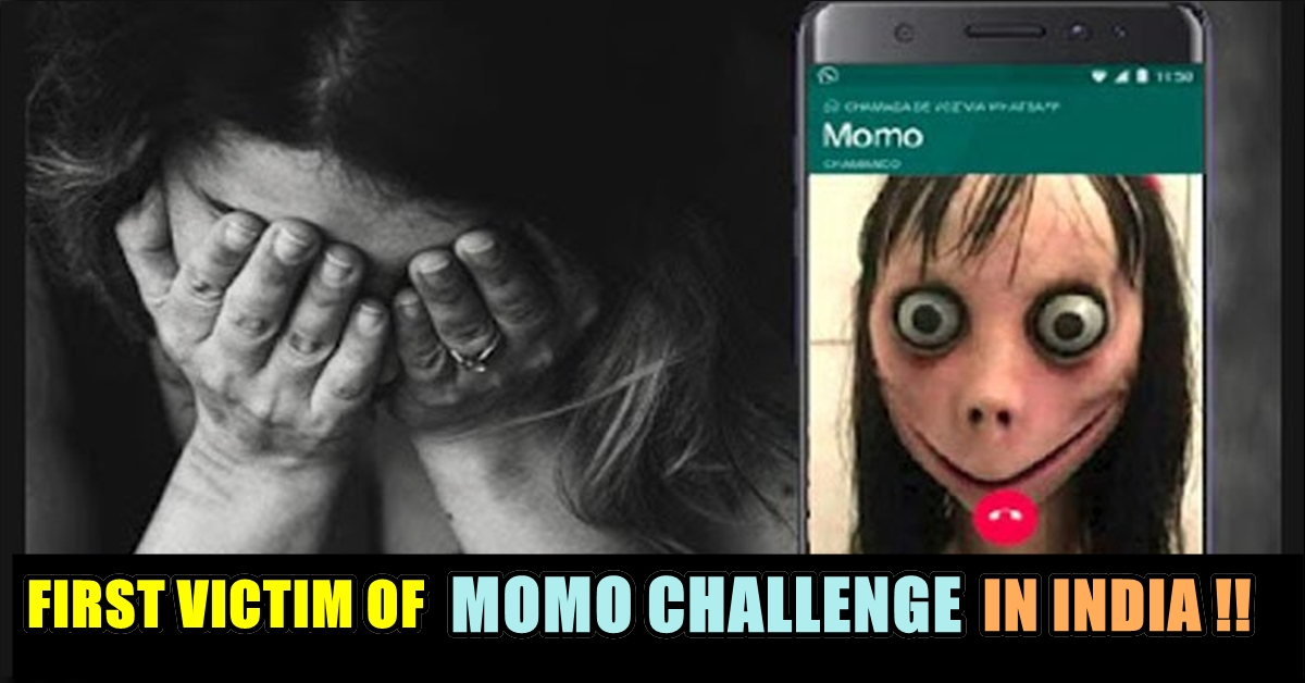 amusing Momo Challenge memes