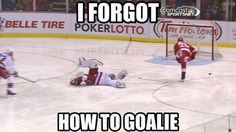amusing hockey memes