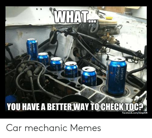 amusing mechanic memes