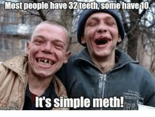amusing meth memes