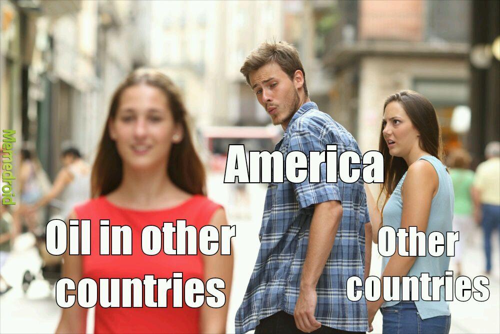 amusing oil meme