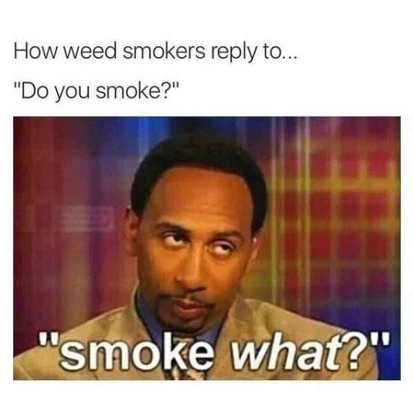 amusing stoner memes