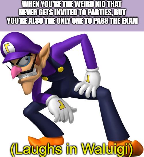amusing waluigi memes