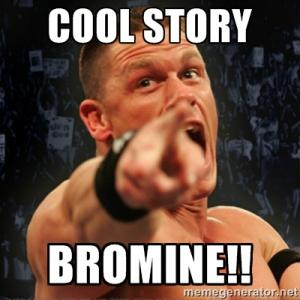 animated Cool Story, Bro memes