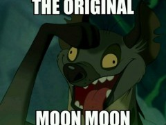 animated Moon Moon memes
