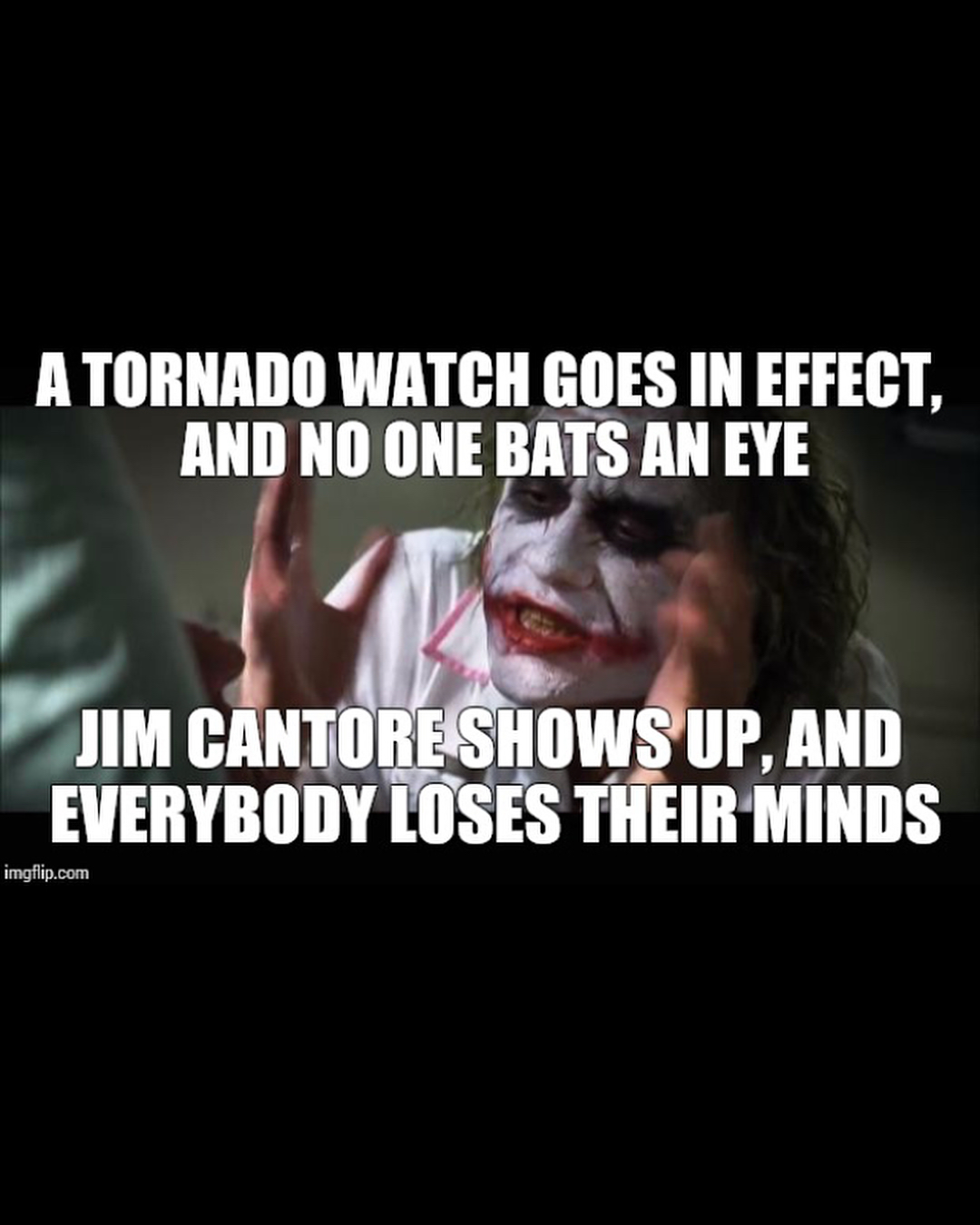 animated jim cantore memes