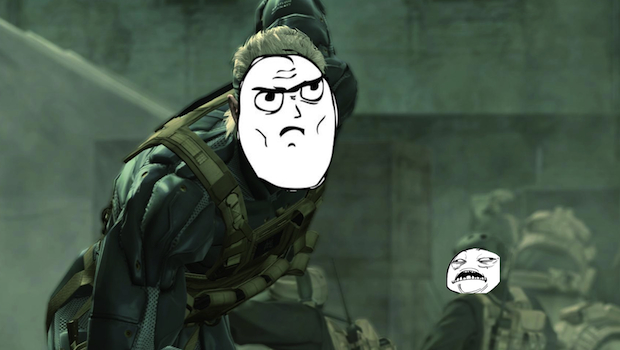 animated metal gear memes
