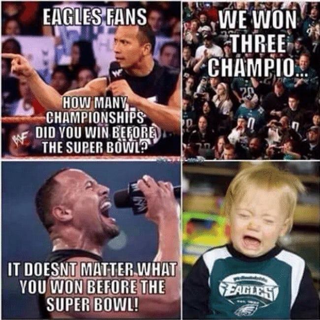 90 Eagles Memes About The Philadelphia Football Team Geeks On