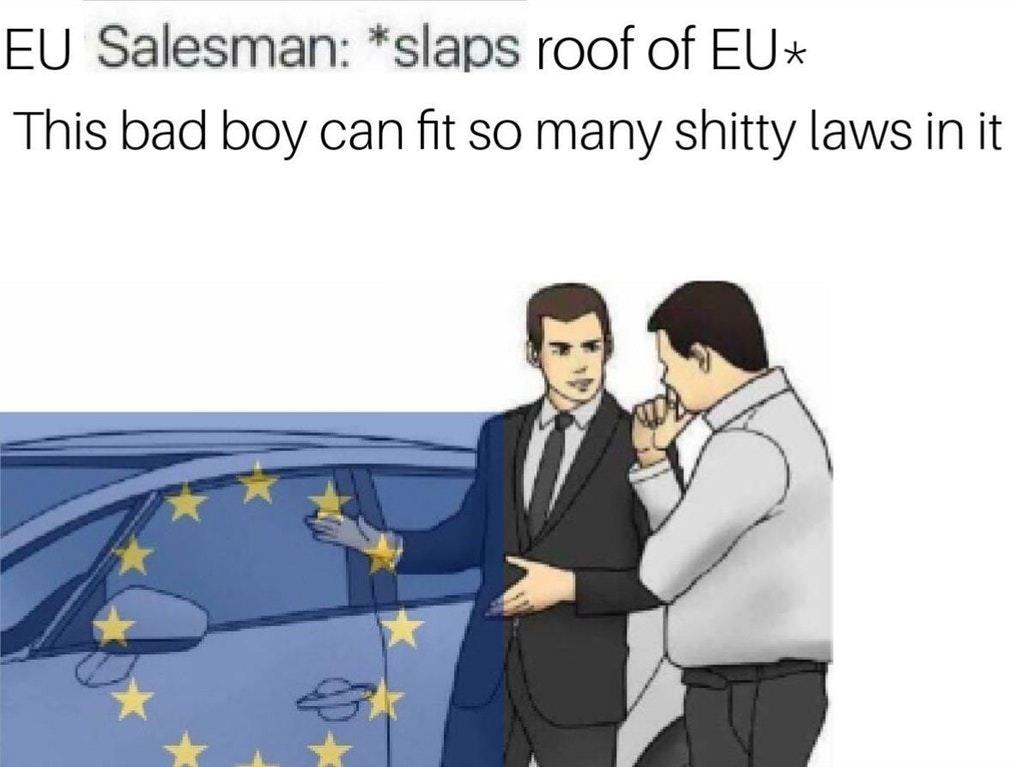 cheerful eu memes