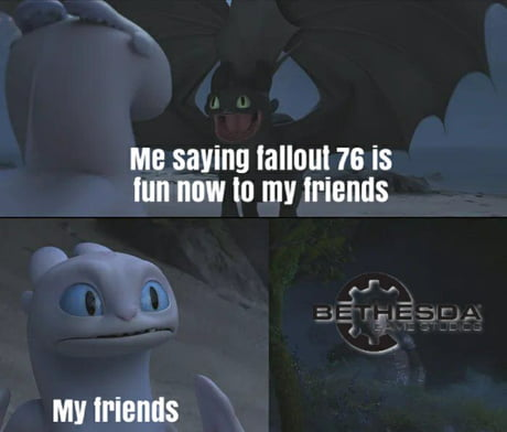 cheerful fallout 76 memes
