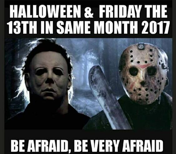 cheerful friday the 13th memes