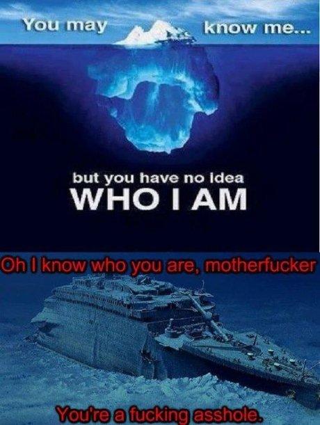 cheerful titanic meme