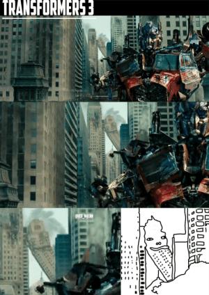 cheerful transformers memes
