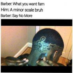 cheerfull barber memes