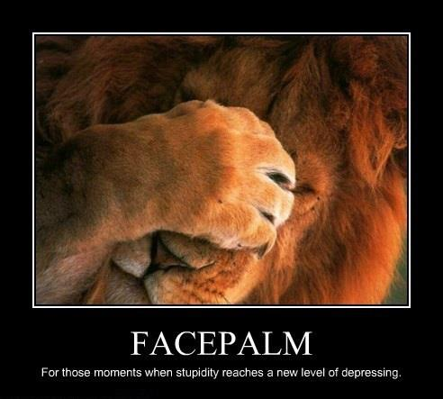 chucklesome Facepalm memes