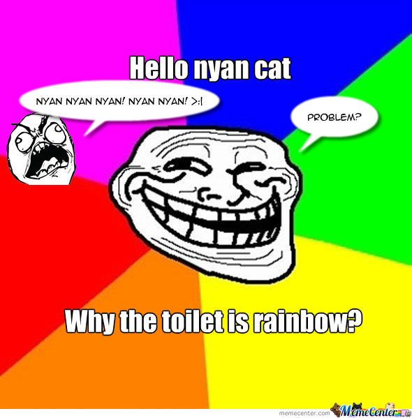 chucklesome Nyan Cat memes