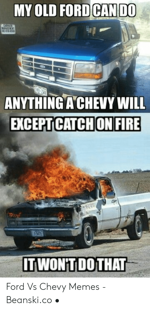 chucklesome chevy memes